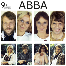 9x Gallery ABBA Collectie