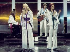 ABBA  1976 - Eén van de Acht