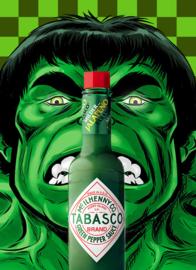 Hulk door Rens Benerink
