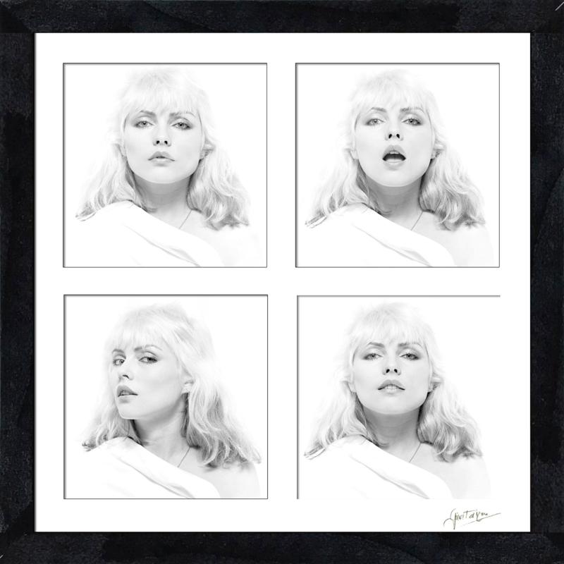 Vierluik Debbie Harry 1977