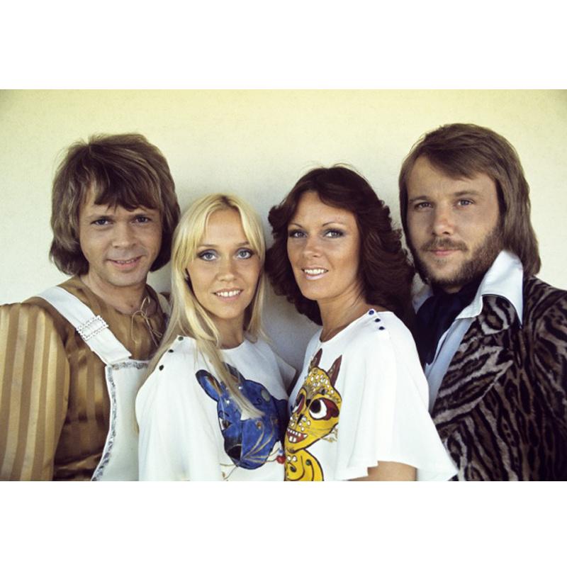 ABBA '75 in Colour