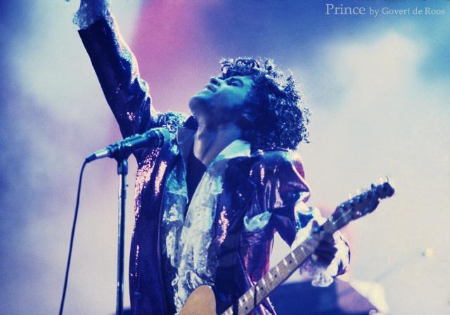 Prince - Star '84