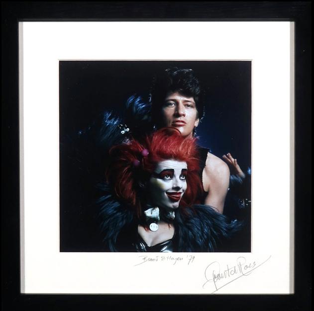 Herman Brood & Nina Hagen '79