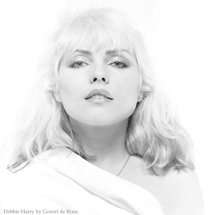 Debbie Harry door Govert de Roos