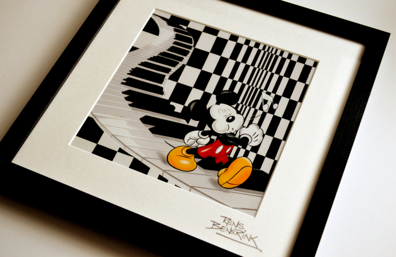 Mickey Mouse 20x20