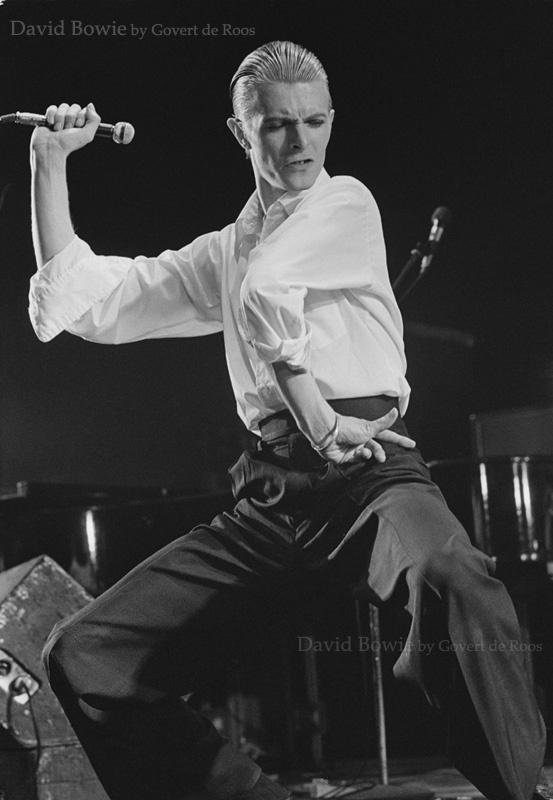 David Bowie, 13 mei 1976 Ahoy Rotterdam