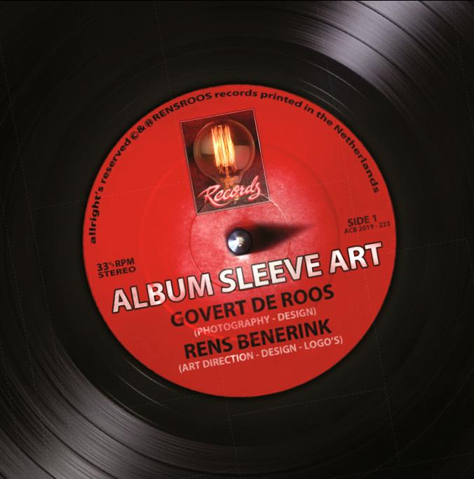 Album Sleeve Art