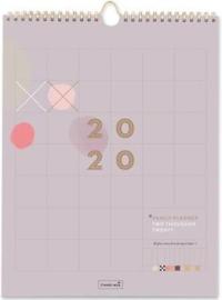 Tinne en Mia Familieplanner 2020