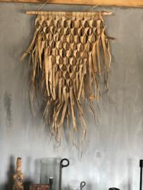 Wandhanger palmblad (driehoek)