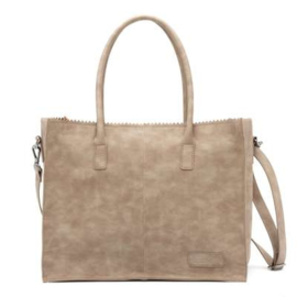 LISA natural bag STONE