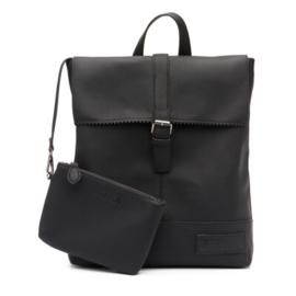LOIZA backpack BLACK