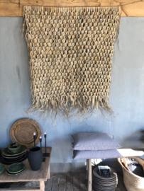 Wandhanger palmblad.