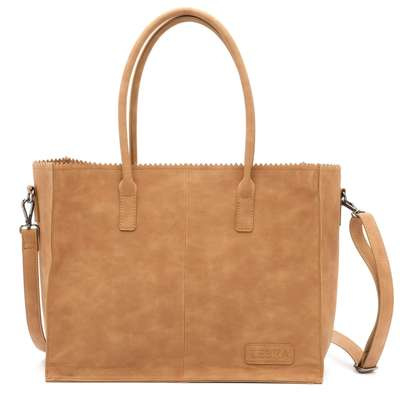LISA natural bag CAMEL