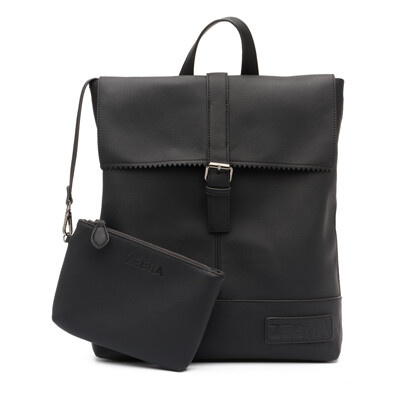 LOIZA backpack BLACK