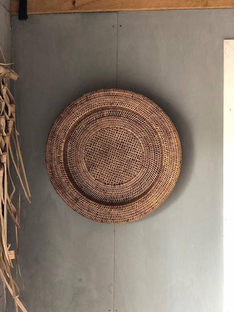 Wand hanger rond