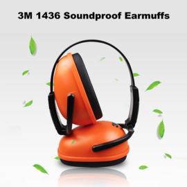 3M 1436 Oorkap opvouwbaar oranje