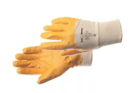 Handschoen NBR SW2375 Geel