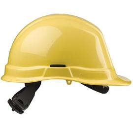 Scott safety helm HC735 ABS Geel