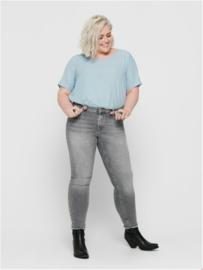 Carwilly reg waist skinny 7/8 grey