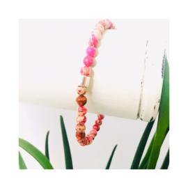 Rood/roze Keizersteen