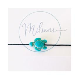 Turtle - turquoise