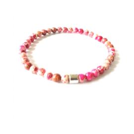 Keizersteen - Pink