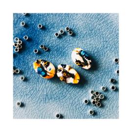 Vlinder - Kauri schelpenbandje (een schelpje)