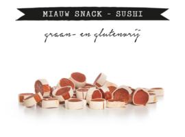 Miauw snack - sushi