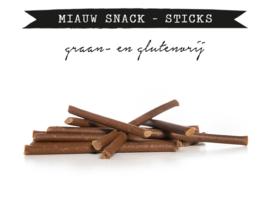 Miauw snack - sticks