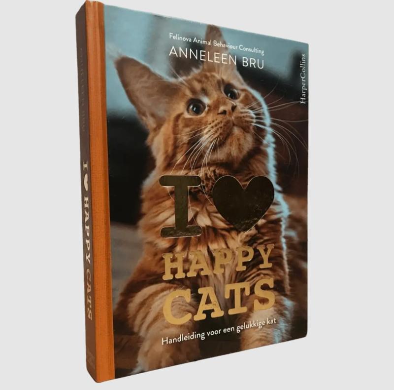 I Love Happy Cats - Handleiding voor een gelukkige kat