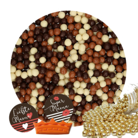 Chocolade decoraties