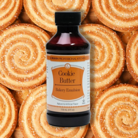 Cookie Butter - 118ml - Bakvaste emulsie