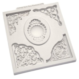 Decorative Corner Collection mold