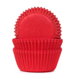 Mini Bakingcups - Red Velvet - pk/60