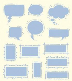 Frames - stencil