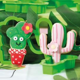 Cactus - uitstekers set/2