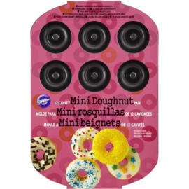 Mini Donuts bakvorm - 12 cavity