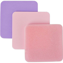 Fondant Shaping Foam - Set/3