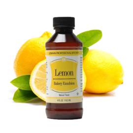 Lemon - 118ml - Bakvaste Emulsie
