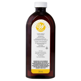 Imitation Clear Vanilla Extract - 236ml - bakvast