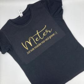 T-shirt meter