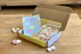 HARTelijk bedankt box   Snoepboxen