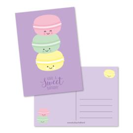 Have a SWEET birthday   Kaarten