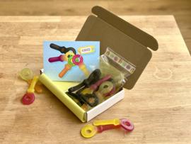 Verhuisd snoepsleutel box | Snoepboxen