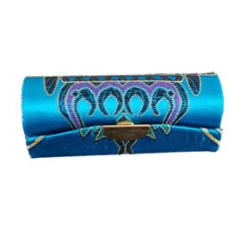 Lippenstifthouder blauw