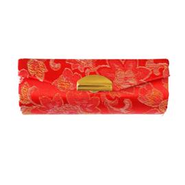 Lippenstifthouder rood