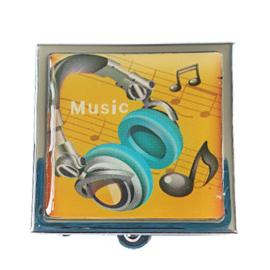 Pillendoosje music