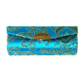 Lippenstifthouder aquablauw