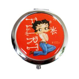 Make-up spiegel Betty Boop - Flirt