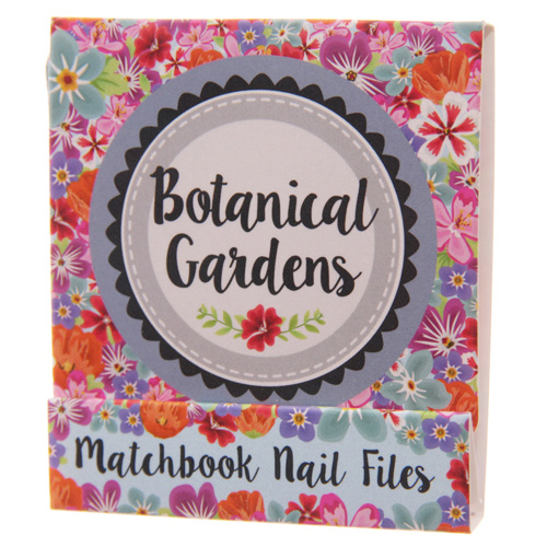 Nagelvijltjes botanical gardens roze